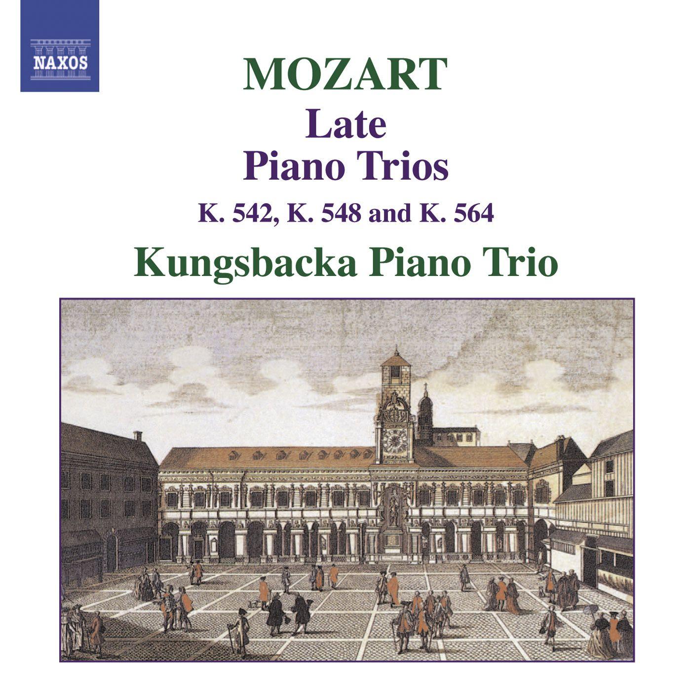 Kungsbacka Piano Trio - Aviv Quartet Aviv String Quartet Live!