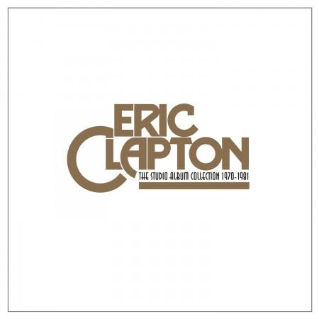 Eric Clapton: The Studio Album Collection - Plak