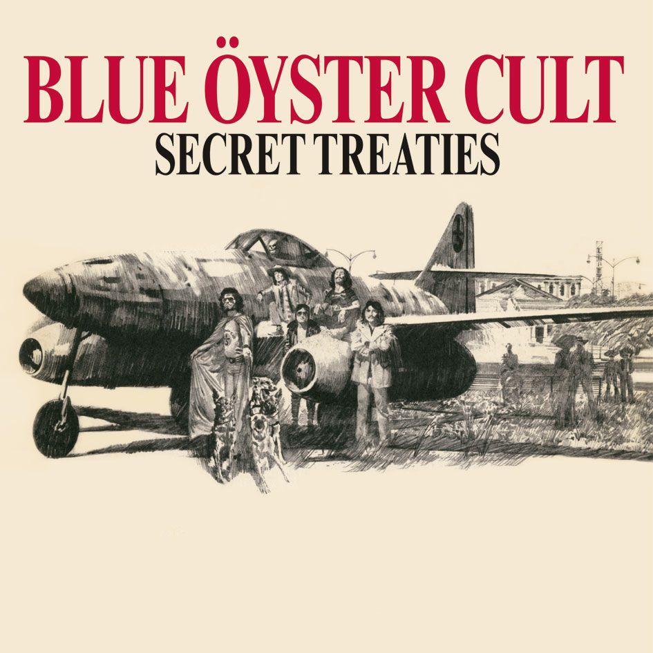 Blue 214 yster cult secret treaties opus3a