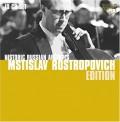 Mstislav Rostropovich: Historic Russian Archives - CD