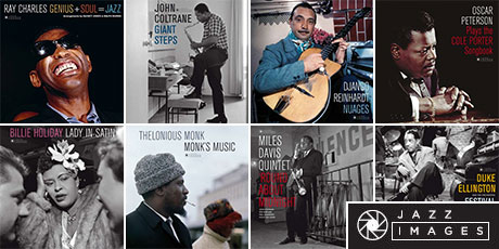 Jazz Images Jean Pierre Leloir Collection