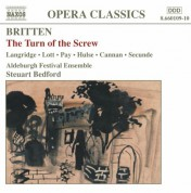 Britten: Turn of the Screw (The) - CD