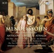 Radio-Symphonie-Orchester Berlin, Stefan Soltesz, Das Neue Orchester, Christoph Spering: Mendelssohn: Incidental Music for Antigone Oedipus Athalia - CD