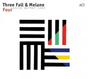 Three Fall, Melane: Four - CD