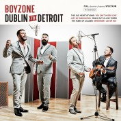 Boyzone: Dublin To Detroit - CD