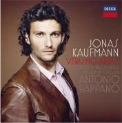 Jonas Kaufmann, Orchestra dell'Accademia Nazionale di Santa Cecilia, Antonio Pappano: Jonas Kaufmann - Verismo Arias - CD