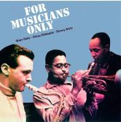 Stan Getz: For Musicians Only + 4 Bonus Tracks - CD