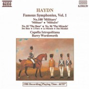 Haydn: Symphonies, Vol.  1 (Nos. 82, 96, 100) - CD