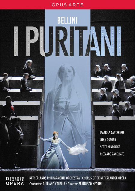 Bellini: I Puritani - DVD