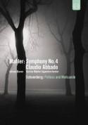 Juliane Banse, Gustav Mahler Jugendorchester, Claudio Abbado: Mahler: Symphony No.4 / Schoenberg: Pelleas & Melisande - DVD