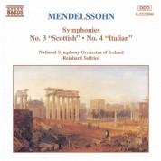 Ireland National Symphony Orchestra: Mendelssohn: Symphonies Nos. 3 and 4 - CD