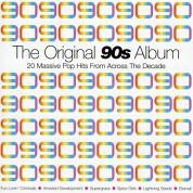 Çeşitli Sanatçılar: The Original 90's Album - CD