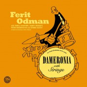 Ferit Odman: Dameronia with Strings - CD