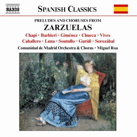Preludes and Choruses From Zarzuelas - CD