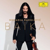 Nemanja Radulović: Baika - CD