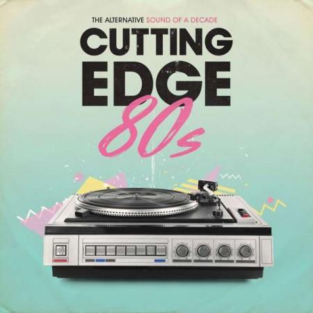 Çeşitli Sanatçılar: Cutting Edge 80s - Plak