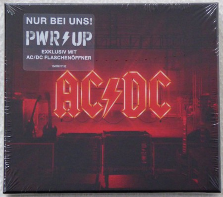 AC/DC: Power Up (Deluxe Edition) - CD