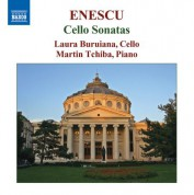 Laura Buruiana: Enescu: Cello Sonatas, Op. 26 - CD