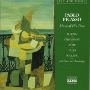 Çeşitli Sanatçılar: Art & Music: Picasso - Music of His Time - CD