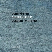 John Potter: Secret History Sacred Music - CD