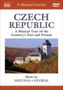 Çeşitli Sanatçılar: A Musical Journey - Czech Republic (Music By Smetana, Dvorak) - DVD