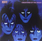 Kiss: Creatures Of The Night - Plak