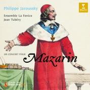 Philippe Jaroussky, Ensemble La Fenice, Jean Tubery: Philippe Jaroussky - Un Concert pour Mazarin - CD