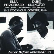Duke Ellington, Ella Fitzgerald: Stockholm Concert, 1966 - CD