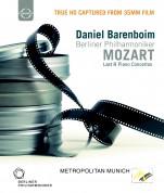 Daniel Barenboim, Berliner Philharmoniker: Mozart: Piano Concertos Nos. 20-27 - BluRay