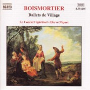 Boismortier: Ballets De Village - CD