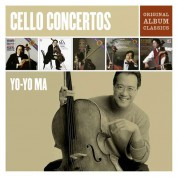 Yo-Yo Ma: Original Album Classics - CD