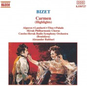 Bizet: Carmen (Highlights) - CD