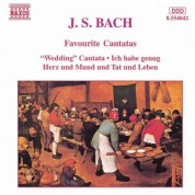 Bach, J.S.: Favourite Cantatas - CD