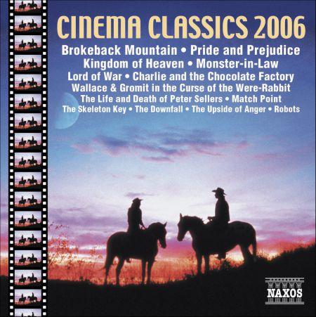 Cinema Classics 2006 - CD