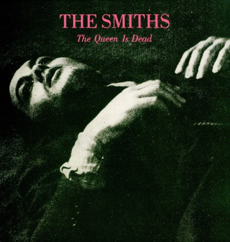 The Smiths Queen Is Dead Plak Opus3a