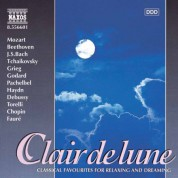 Clair De Lune - Classical Favourites for Relaxing and Dreaming - CD