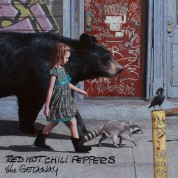 Red Hot Chili Peppers: The Getaway - CD