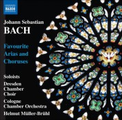 Helmut Muller-Bruhl: Bach: Favourite Arias and Choruses - CD