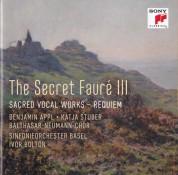 Çeşitli Sanatçılar: Secret Faure 3: Sacred Vocal Works - CD