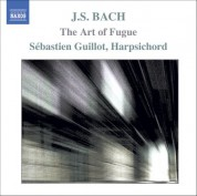 Bach, J.S.: Kunst Der Fuge (Die) (The Art of Fugue), Bwv 1080A - CD