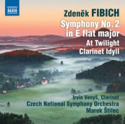 Czech National Symphony Orchestra, Marek Štilec: Fibich: Symphony No. 2 - At Twilight - Idyll - CD