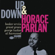 Horace Parlan: Up And Down - CD