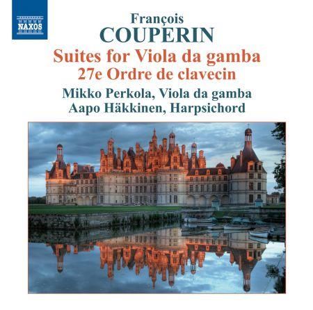 Mikko Perkola: Couperin: Suite for Viola da gamba - CD