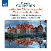 Mikko Perkola: Couperin: Suite for Viola da gamba - CD