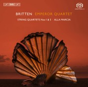Britten: String Quartets, Vol. 2 - SACD