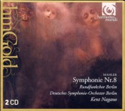 Deutsches Symphonie-Orchester Berlin, Kent Nagano: Mahler: Symphony N°8 - CD