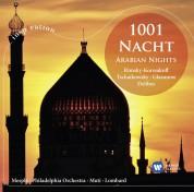 Mady Mesplé, Riccardo Muti, Philadelphia Orchestra, Alain Lombard: 1001 Nacht - Arabian Nights(Rimsky Korsakov, Glazunov, Tchaikovsky)) - CD