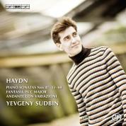 Yevgeny Sudbin plays Haydn - SACD