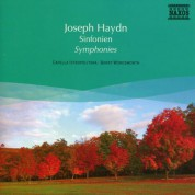 Barry Wordsworth: Haydn: Symphonies Nos. 44, 45 and 104 - CD