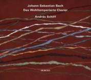András Schiff: Bach: Das Wohltemperierte Clavier - CD